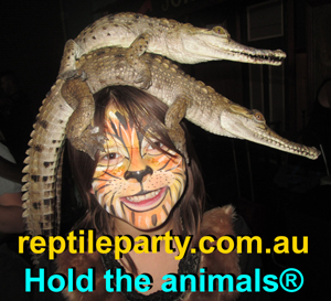 Childrens Reptile parties Melbourne